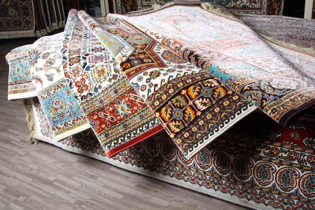 مشخصات فرش و اصطلاحات و ابزارهای بافت فرش