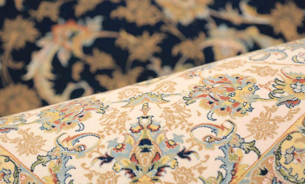فرش های ماشینی دستباف گونه