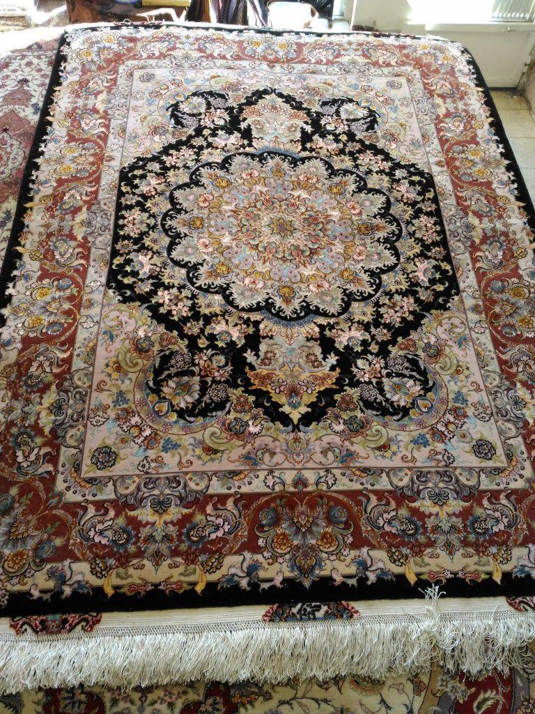 فرش دستباف کاشان با قیمت