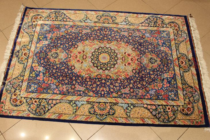 گشایش نمایشگاه فرش دستباف در گرگان + فیلم