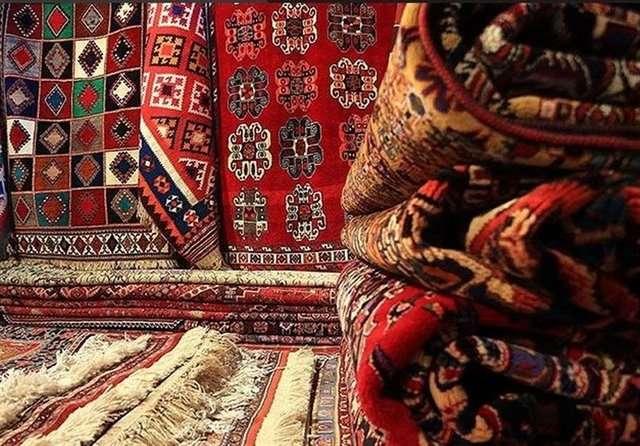 109 هزار مترمربع فرش دستباف در کرمانشاه بافته شد