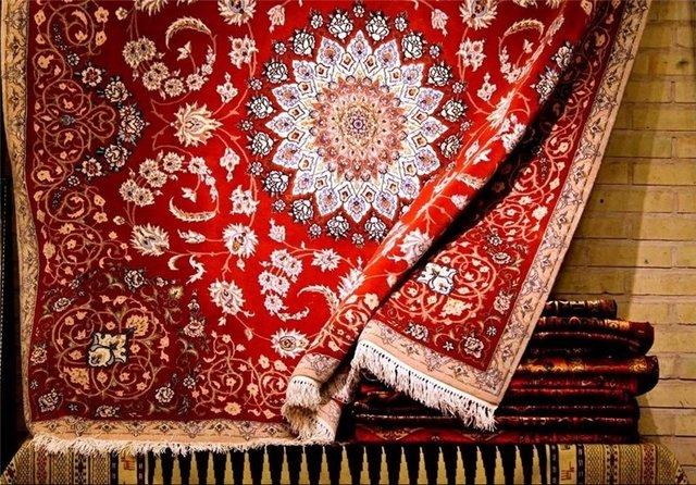 بهبود کیفیت فرش دستباف ایرانی با نانو نقره