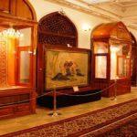 فرشهای نفیس ایران چشم نواز موزه تخصصی فرش آستان قدس رضوی