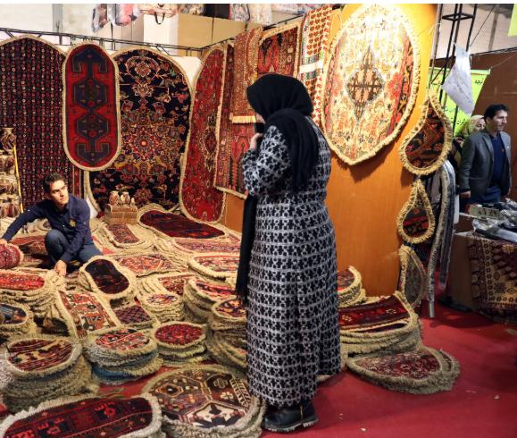 سهم 20 درصدی فارس از صادرات فرش دستباف ایران