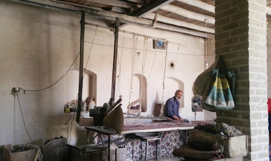 فرش سلطان آباد، ساروق و جیریا، اسم و رسمی برای خود در میان صنعت فرش کشور دارد