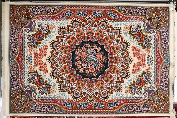 ۱۴۰ هزار مترمربع فرش دستباف در خراسانجنوبی تولید شد