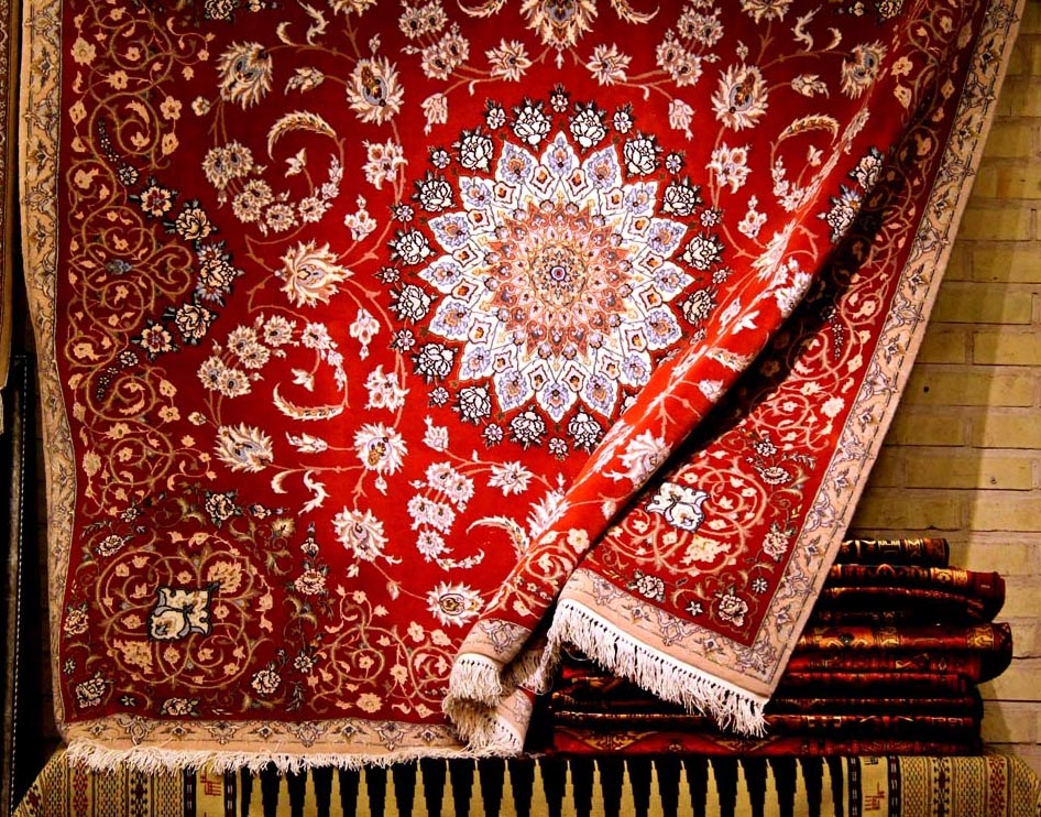 Factors that apply to the carpet after the tissue is finished